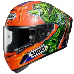 Shoei Power Rush TC-8