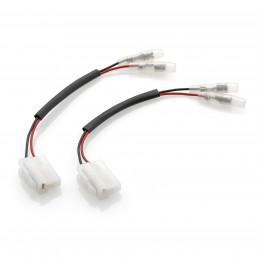 Kit de cableado para intermitentes y espejo con intermitente integrado